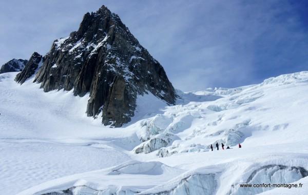 La Vallée Blanche – Chamonix Mont Blanc