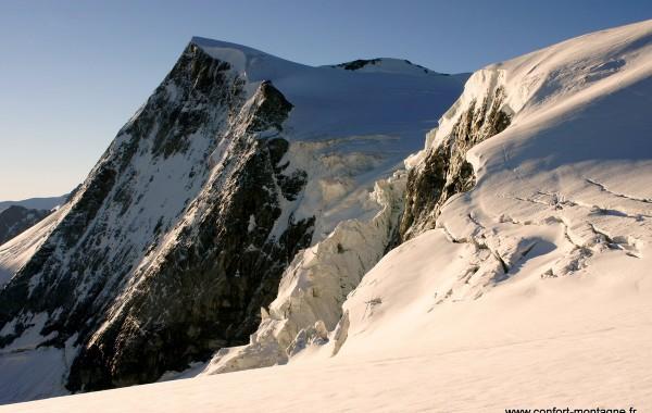 Pigne d'Arolla – 3790 m