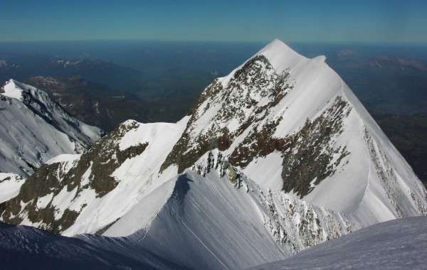 Mont Blanc – 4810 m