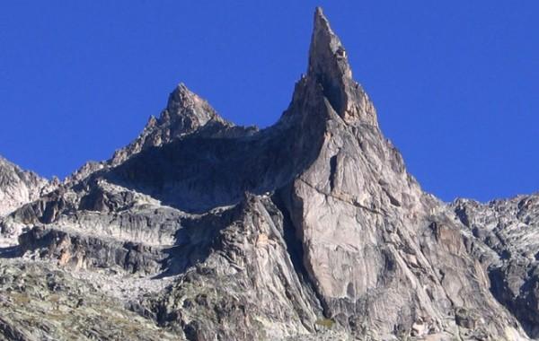 Aiguille Dibona – 3130 m