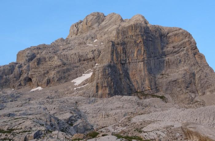 Pointe Percée – 2752 m