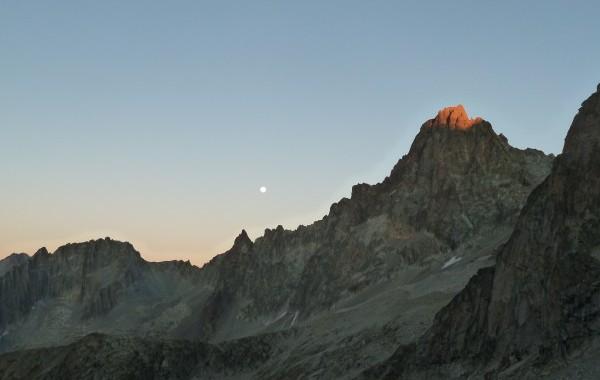 Tête du Rouget – 3418 m