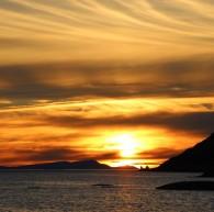GROENLAND Baie de Disko