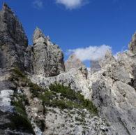 Via Ferrata Italie Dolomites d'Ampezzo 10J