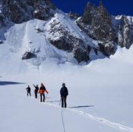 Randonnée glaciaire Glacier du Géant Torino 2J