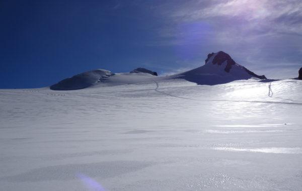 Ski de rando Sommets du Mont-Rose