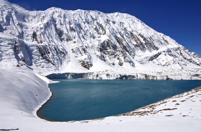 NEPAL Chulu Far East (6 059m) & Lac Tilicho