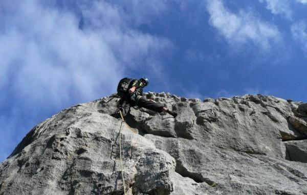 La grande Arabesque – 2752 m