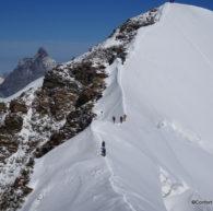 Haute Route des 4000 du Mont-Rose 5J